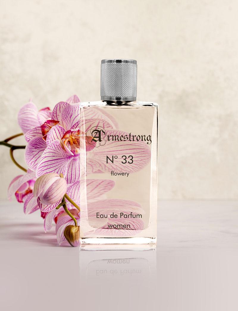 Eau de Parfum Women's Flowery N33