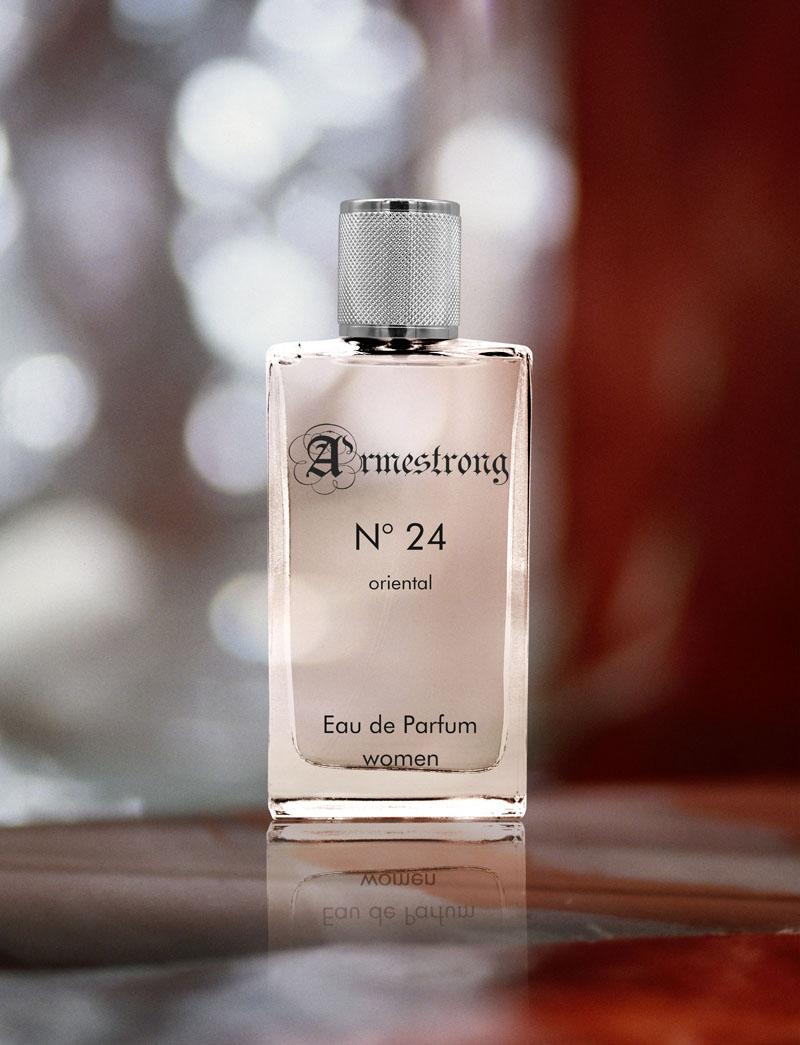 Eau de Parfum Women's Oriental N24