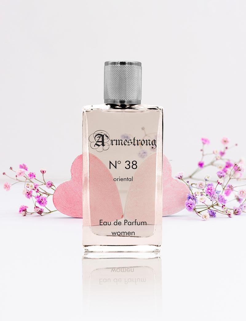 Eau de Parfum Women's Oriental N38