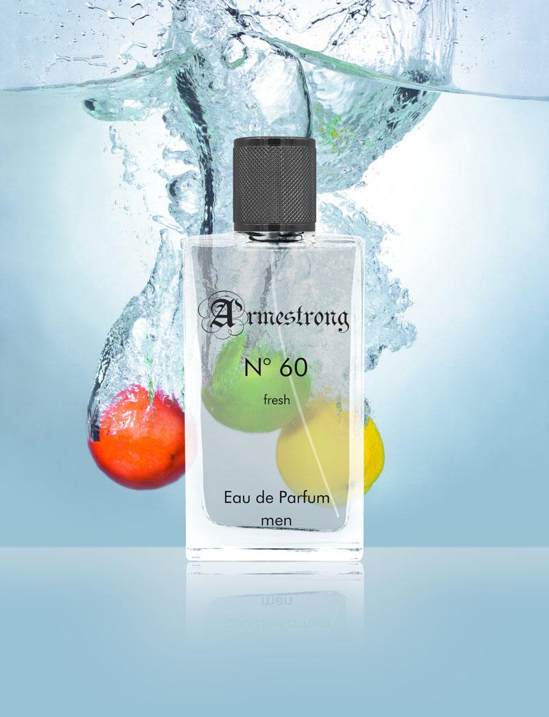 Eau de Parfum Men's Fresh N60
