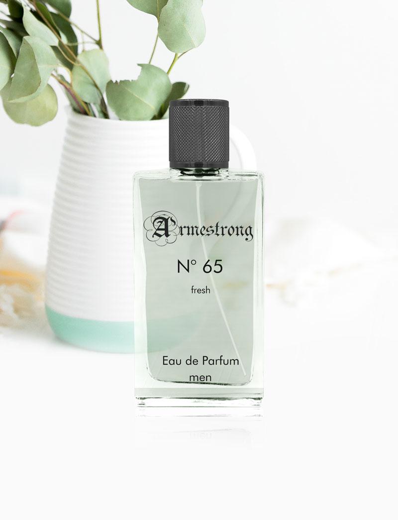Eau de Parfum Men's Fresh N65