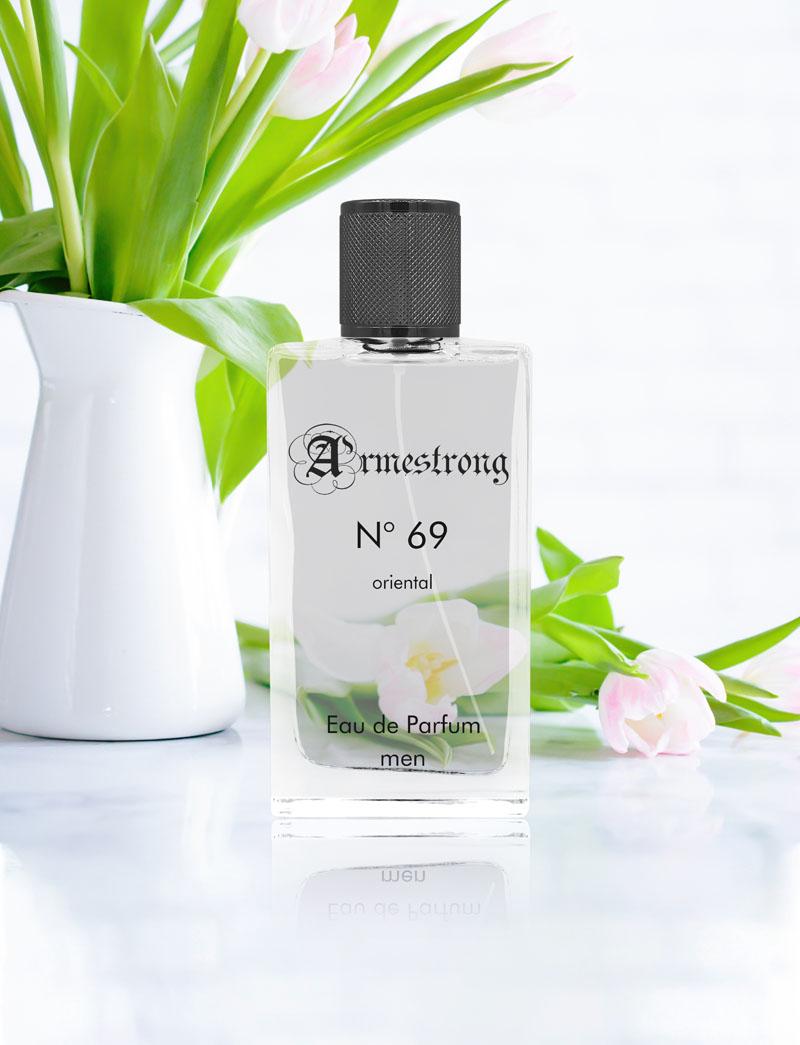 Eau de Parfum Men's Oriental N69