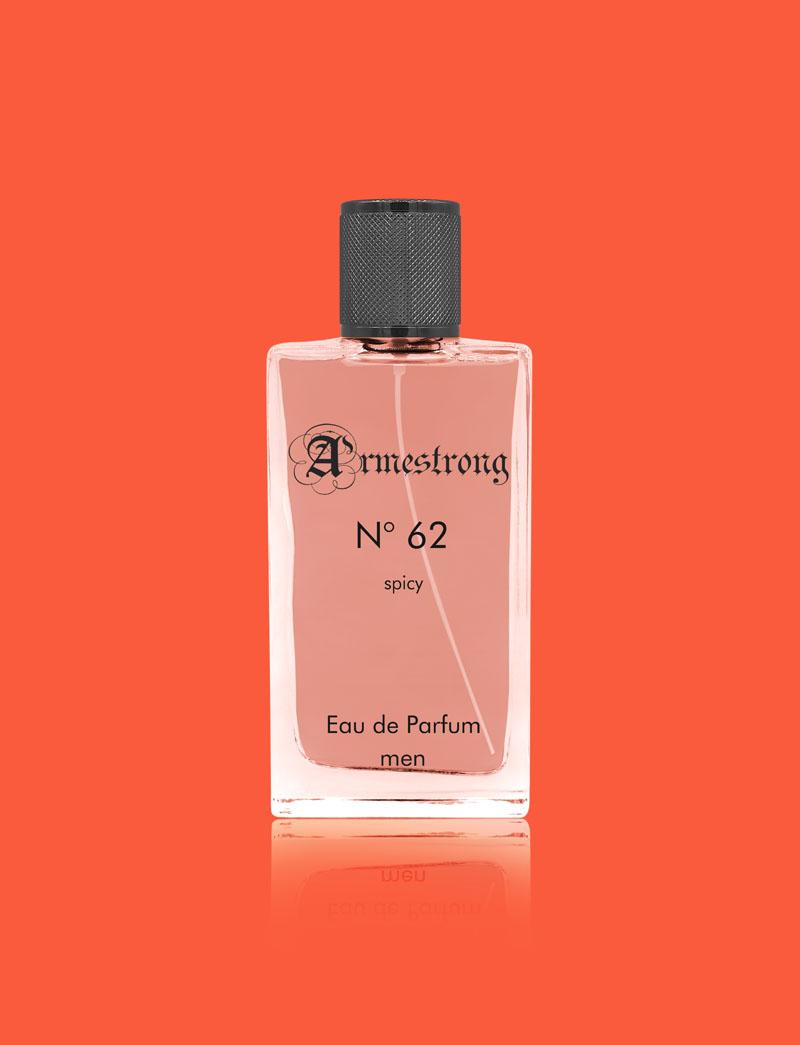 Eau de Parfum Men's Spicy N62