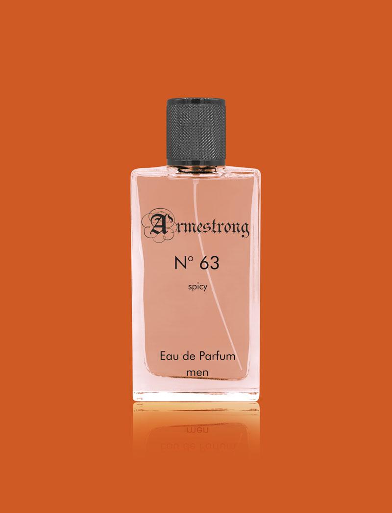Eau de Parfum Men's Spicy N63