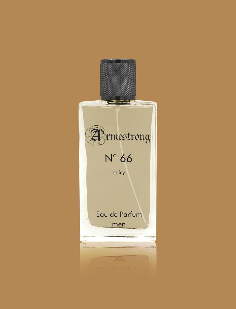 Eau de Parfum Men's Spicy N66